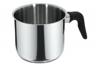 SC-100 Stainless Steel Milk Pot