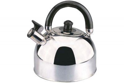 SK-1000 Stainless Steel Whistling Tea Kettle