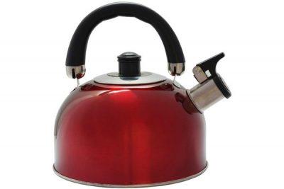 SK-1002 Stainless Steel Whistling Tea Kettle