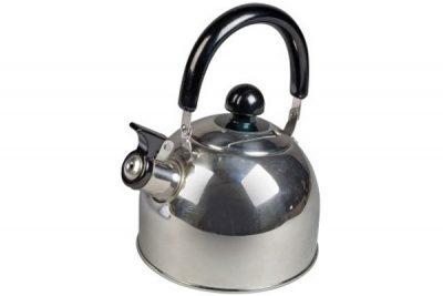 SK-1010 Stainless Steel Whistling Tea Kettle