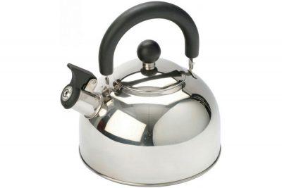 SK-1200 Stainless Steel Whistling Tea Kettle