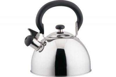 SK-1300 Stainless Steel Whistling Tea Kettle