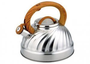 SK-4631 Stainless Steel Whistling Tea Kettle