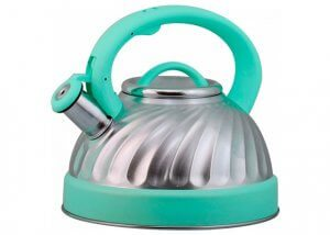 SK-5123 Stainless Steel Whistling Tea Kettle