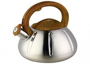 SK-6671 Stainless Steel Whistling Tea Kettle