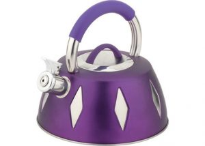SK-9643 Stainless Steel Whistling Tea Kettle
