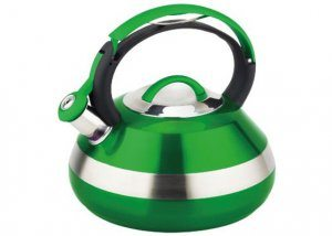 SK-6453 Stainless Steel Whistling Tea Kettle
