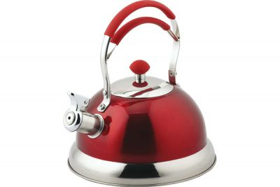 SK-3873 Stainless Steel Whistling Tea Kettle