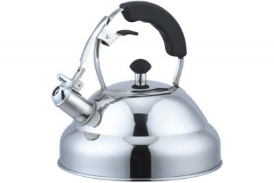 SK-5390 Stainless Steel Whistling Tea Kettle